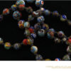 Vintage Murano Millefiori Beaded Necklace