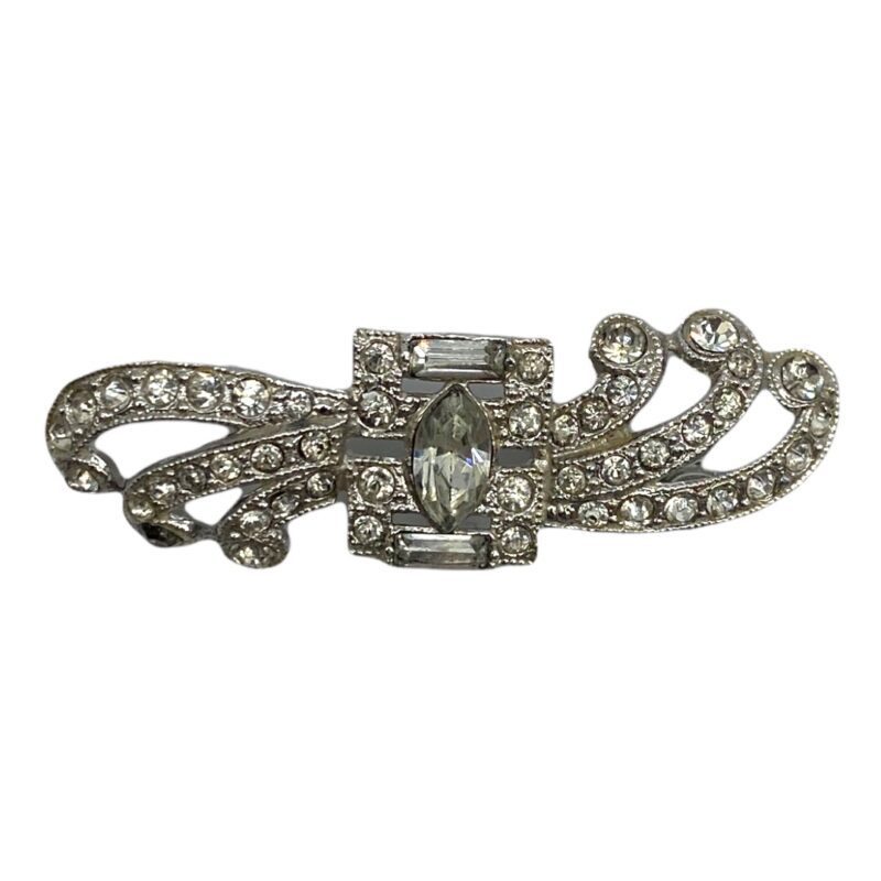 Vintage Deco-style Bar or Scatter Pin
